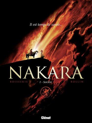 Nakara, Tome 1 : Sorcière