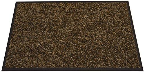 miltex 22010-2 Schmutzfangmatte Eazycare, 40 x 60 cm, waschbar, braun