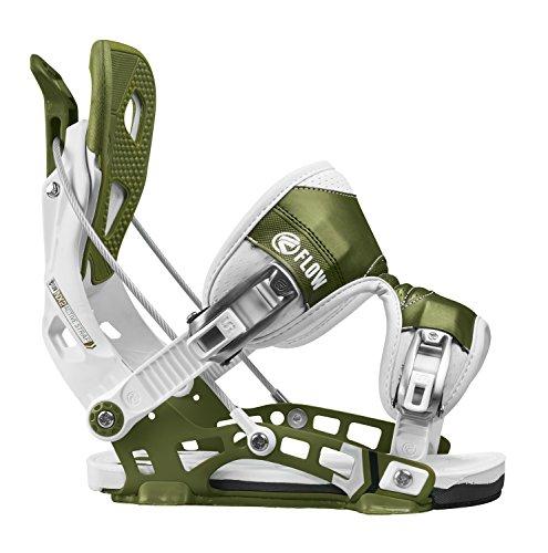 Herren Snowboardbindung Flow Nx2