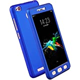 DeV Front & Back 360 Degree Ipaky-Full Body Protection (Front+ Back + Temper Glass) Case Cover For DeV Front & Back 360 Degree Ipaky-Full Body Protection (Front+ Back + Temper Glass) Case Cover For Xiaomi Redmi 4 A