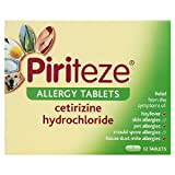 Piriteze Allergie-Tabletten pro Packung 12