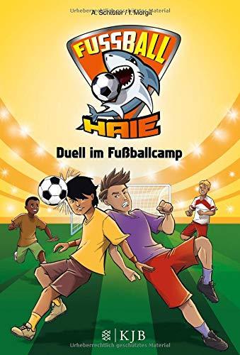 Fußball-Haie: Duell im Fußballcamp