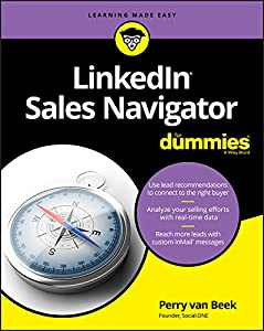 pagina web de ventas online: LinkedIn Sales Navigator For Dummies (For Dummies (Business & Personal Finance))...
