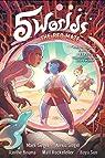5 Worlds Book 3: The Red Maze par Siegel