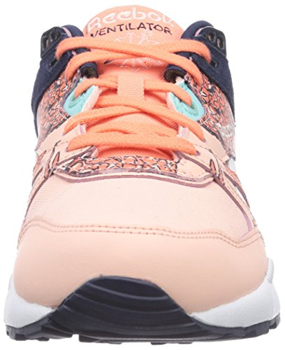Reebok - Ventilatorgraphics, - Donna Multicolore