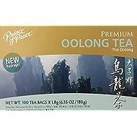 Prince of Peace, Premium Oolong Tea, 100 Tea Bags, (2 g) Each