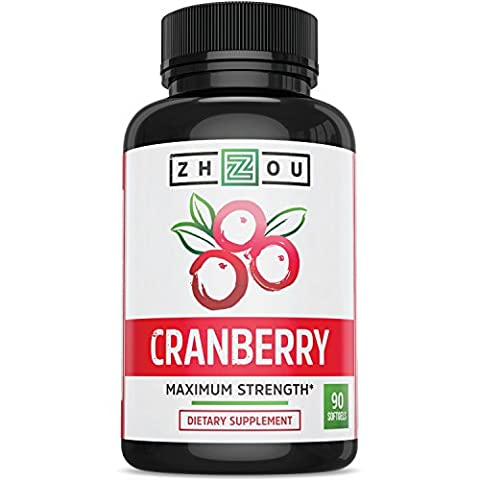 Cranberry - 12,600 mg with 20 mg Vitamin C for