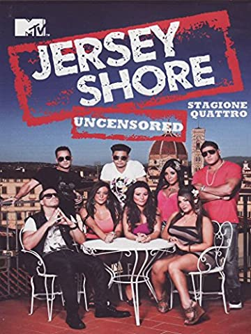 Jersey Shore - Uncensored Stagione 04 [Import anglais]
