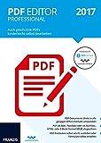 Franzis PDF Editor Pro 2017 Bild