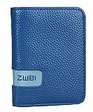 zwei Wallet W6 Blue