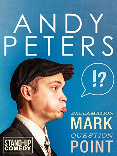 Andy Peters: Exclamation. Mark. Question. Point.