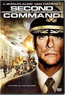 Second in Command (2006) by Jean-Claude Van Damme