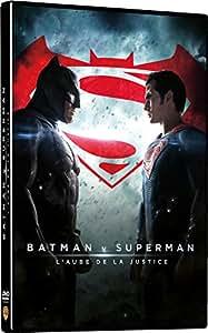 BATMAN V SUPERMAN : L'AUBE DE LA JUSTICE - DVD - DC COMICS