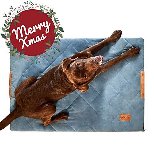 PiuPet® Cama Perros 70 x 100 cm - Colchon perro -