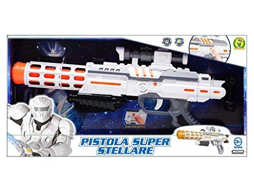 Mazzeo Giocattoli pistola super stellare