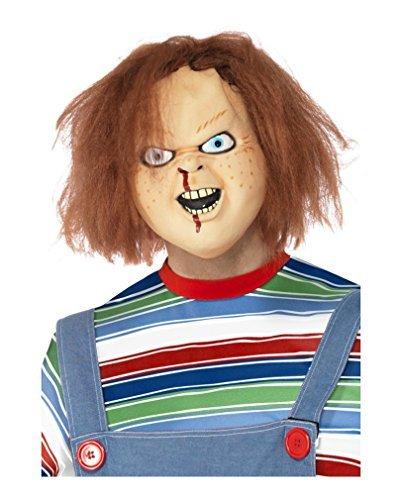 Chucky Latex Maske