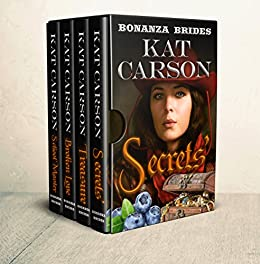 Mail Order Bride: Bonanza Brides Find Prairie Love Box Set: Historical Clean Western River Ranch Romance by [Carson, Kat]
