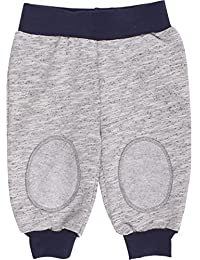 Fred's World by Green Cotton Baby Boys' Melange Sweat Pants Trousers