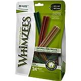 Whimzees STIX Perro Tratar, grande, 50-piece - Small/4-Piece/24 Plus