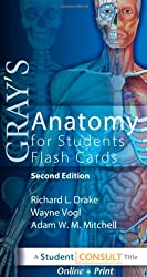 Gray's Anatomy for Students Flash Cards: with STUDENT CONSULT Online Access, 2e
