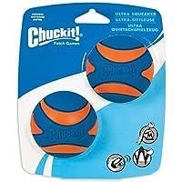 Chuckit. Ultra Squeaker-Ball für Hunde