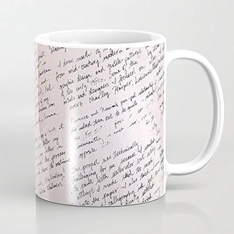 Tazza mug parole non mi descrivere Caffè,