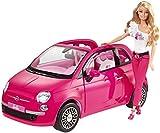 BARBIE FIAT CAR & DOLL