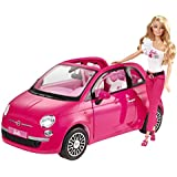Mattel Y6857 - Barbie New Fiat 500