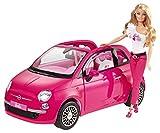 Barbie - Muñeca y su Fiat (Mattel Y6857)