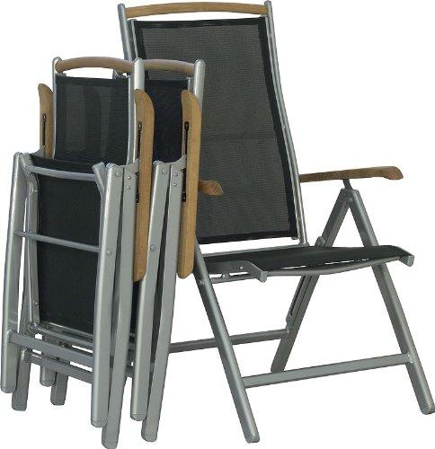 ib-style-diplomat-hochlehner-klappstuhl-7-positionen-2-farben-aluminium-textilen-teakholz-mehrfach-gewebt-gartenstuhl-klappsessel-sessel-gartenmoebel-gartengarnitur-farbe-silber-2