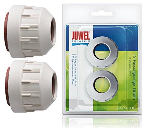 Juwel Hilite End Cap T5 P/Unit 16Mm Tube (2Pc) 2