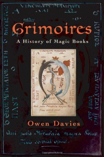 Grimoires: A History of Magic Books by Owen Davies (2009-05-15)