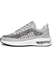 sports shoes 9232e 36874 Axcone Homme Femme Air Baskets Chaussures Outdoor Running Gym Fitness Sport  Sneakers Style Running Multicolore Respirante
