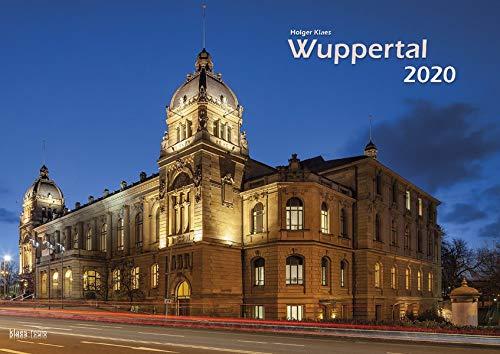 Wuppertal 2020 Bildkalender A3 Spiralbindung