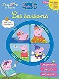 Peppa Pig J'explore le monde - Les saisons TPS-PS