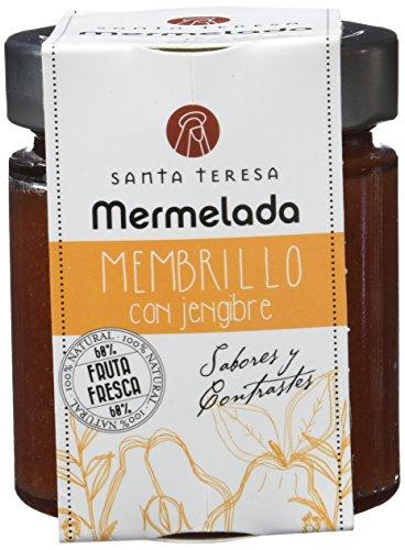 Santa Teresa Mermelada de Membrillo con Jengibre - 2 Paquetes de 240...
