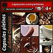 25 capsules compatibles Nespresso� Chocolat