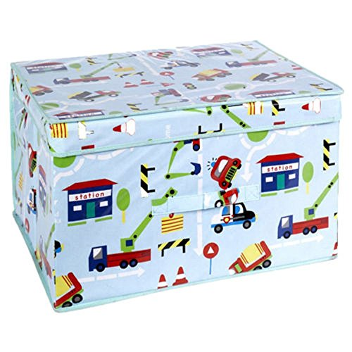 Piccolo Traffic Foldable Pop Up Room Tidy Storage Chest by Piccolo