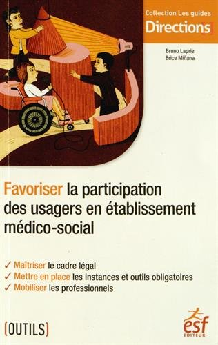 Favoriser la participation des usagers