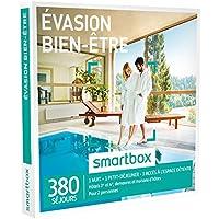 SMARTBOX - Coffret Cadeau - Evasion Bien-Etre - 380 Sejours : Maisons d'hotes, Hotels d'exception, Chateaux, Demeures de charme