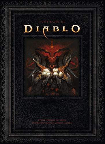Tout l'art de Diablo par Collectif