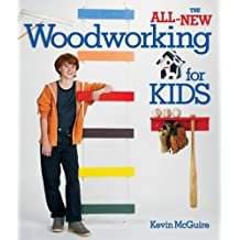 The All-new Woodworking for Kids: 0