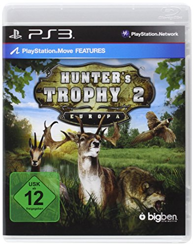 3 Spiel Neu Playstation (Hunter's Trophy 2 - Europa - [PlayStation 3])