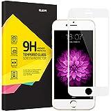 Verre Trempé iPhone 6 Plus, ESR Protection d'écran en Verre Trempé [3D Touch Compatible] [Couverture complète] 0,33mm et Ultra Résistant Indice Dureté 9H pour iPhone 6 Plus/6s Plus 5,5 (Blanc)