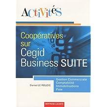 Activités coopératives sur le progiciel de gestion intégré Cegid Business Suite by Daniel Le Rouzic (2010-11-23)