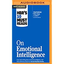 HBR Guide to Emotional Intelligence (Hbr's 10 Must Reads)