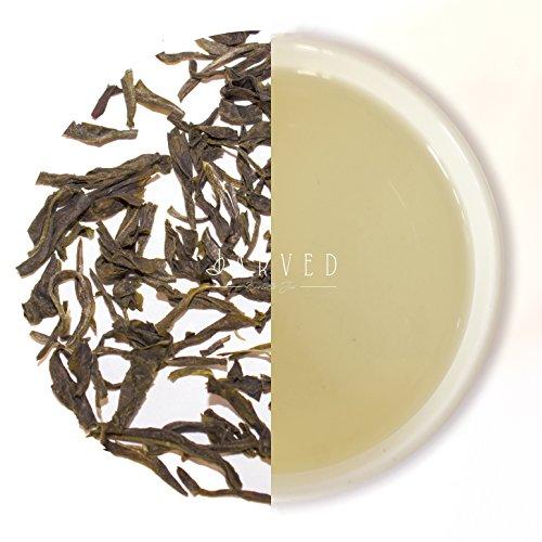 100% Organisches USDA zugelassener orthodoxer ganzer loser Blatt-natürlicher handgemachter Assam grüner Tee: Einzelne Mischung, FTGFOP1 Grad, angemessener Handel, reich in den Antioxydantien (300 Cups, 1