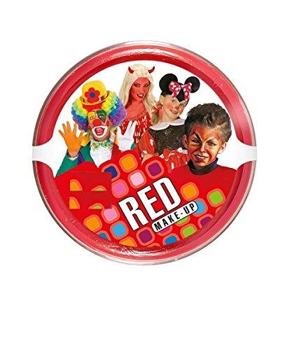 Widmann-WDM02389 Kostüm für Kinder, Unisex, Rot, ()