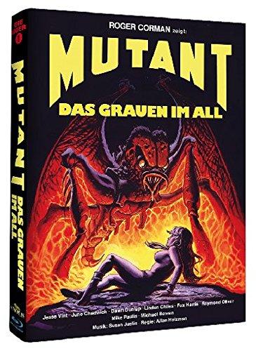 Bild von Mutant - Das Grauen im All - Mediabook (+ DVD) [Blu-ray]