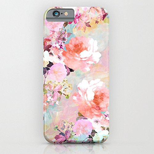 custodia iphone 6s fiori